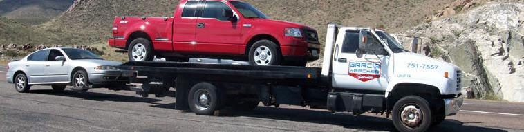 Tow Truck El Paso Tx >> Garcia Wrecker Service